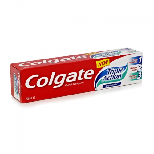 Colgate fogkrém 100ml triple action