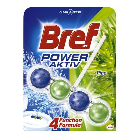 Bref power aktiv 50g pine freshness