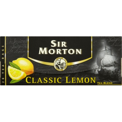 Sir morton classic lemon tea 20filt
