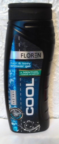 Floren 500ml tusfürdő cool
