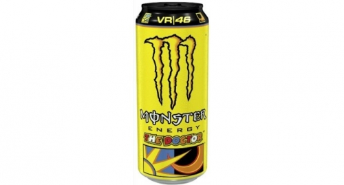 Monster 0,5l rossi
