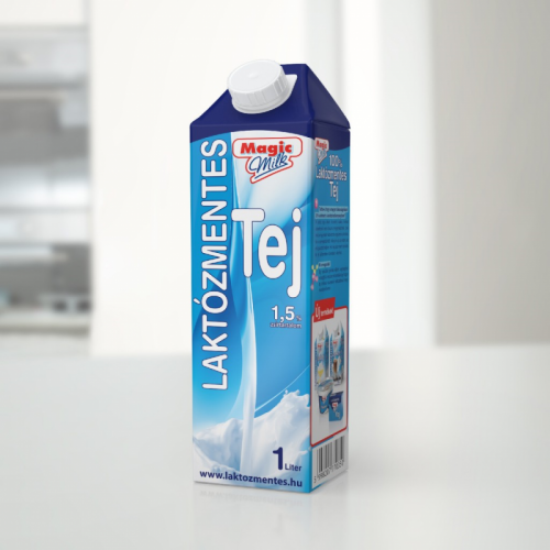 Magic milk laktózmentes tej 1,5% 1l