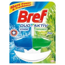 Bref duo aktiv 50ml+kosár lemon