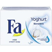 Fa 90g yoghurt sensitive szappan