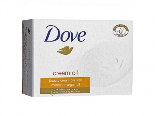 Dove szappan 100g cream oil argan oil