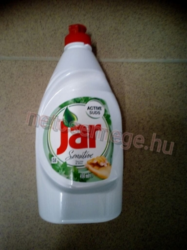 Jar 450ml tea tree-mint