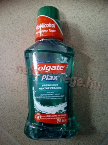 Colgate plax szájvíz 250ml fresh mint