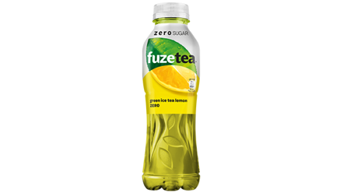 Fuze 1,5l green tea zero citrom
