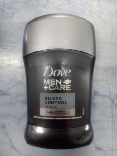 Dove stift 50ml férfi silver control