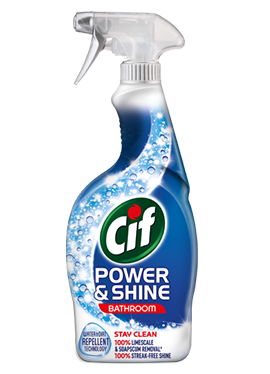 Cif 750ml power & shine fürdőszobai