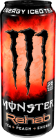 Monster 0,5l rehab tea+peach+energy