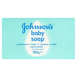 Johnsons szappan 100g milk