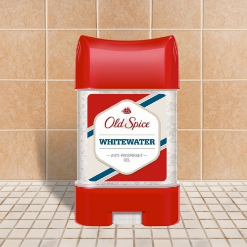 Old spice 70g whitewater gél