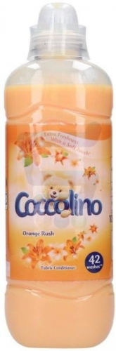 Coccolino 1050ml orange rush 42mosás