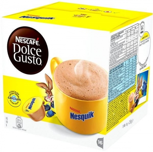 Dolce gusto 16db nesquik