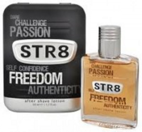 Str8 100ml after shave freedom