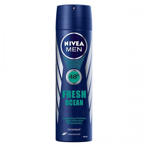 Nivea men deo 150ml fresh ocean