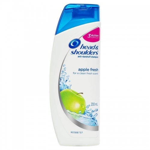 Head & shoulders 200ml apple fresh