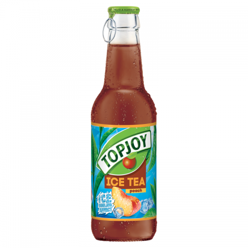 Topjoy 250ml ice tea peach