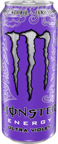 Monster 0,5l ultra violet