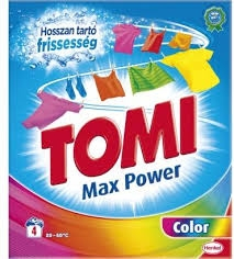 Tomi 260g 4mosás max power color