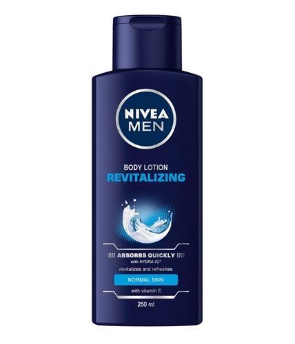 Nivea testápoló men 250ml revitalizing