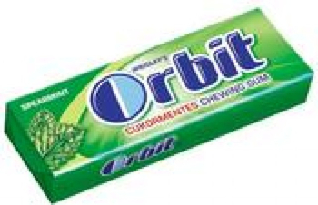 Orbit drazsé spearmint