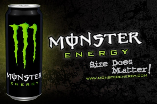 Monster 0,5l energiaital