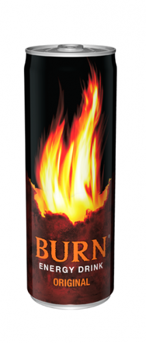 Burn 250ml energiaital