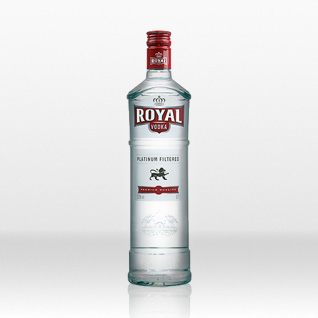 Royal vodka 0,2l 37,5%