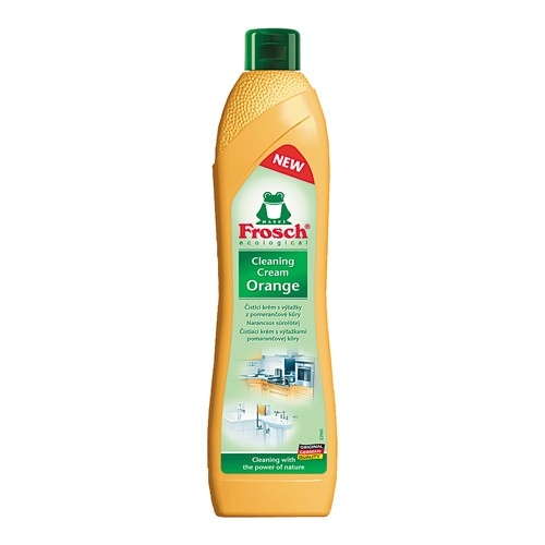 Frosch 500ml surolókrém orange